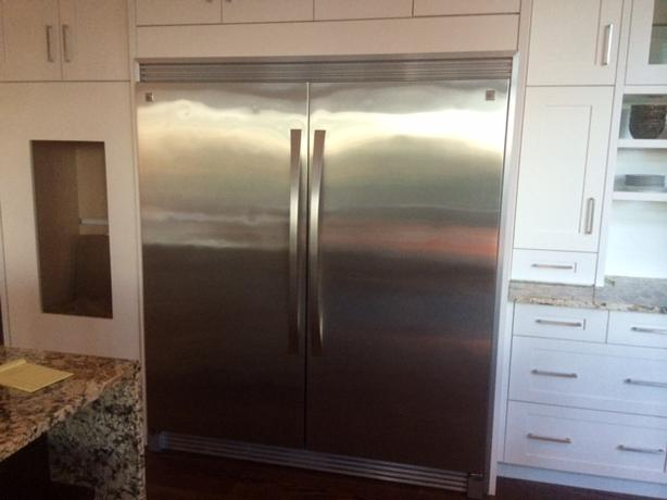 kenmore elite fridge. kenmore elite fridge \u0026 freezer trim kit - first reasonable offer takes