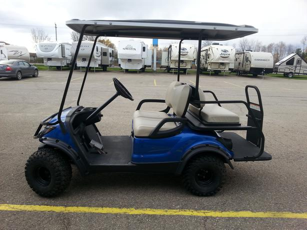 Used Tires Oshawa >> 2015 Yamaha YDRE Golf Cart 2 x 2 electric Outside Ottawa ...