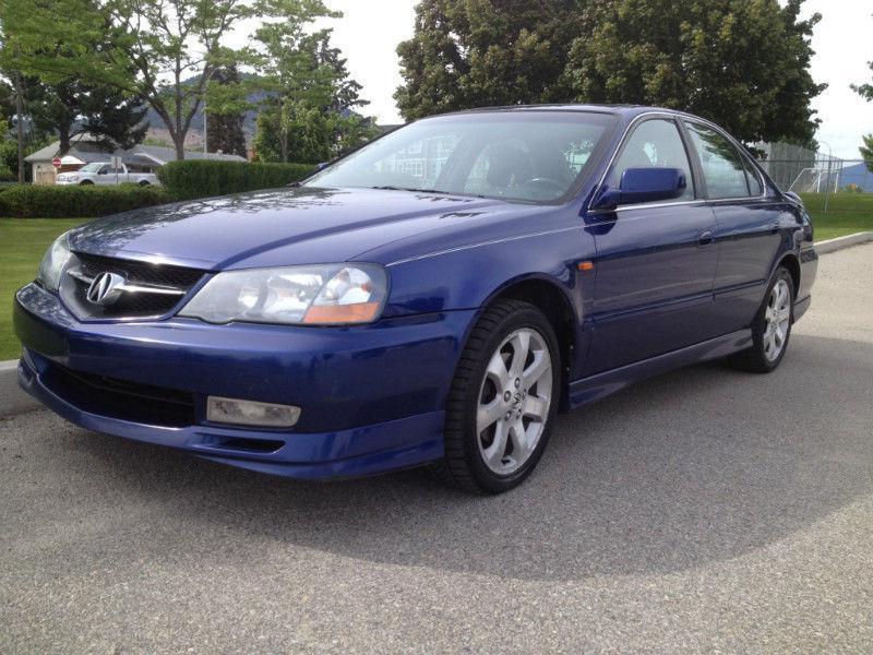 2003 Acura Tl Type S Victoria City Victoria