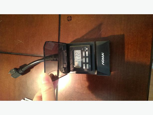 Noma Outdoor Timer With 2 Outlets Is Ideal For Holiday Lights Images Fr