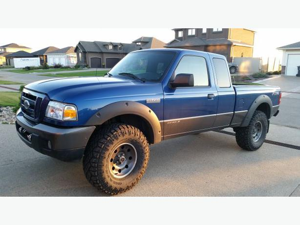 2007 Ford Ranger Fx4 Level Ii Rural Regina Regina