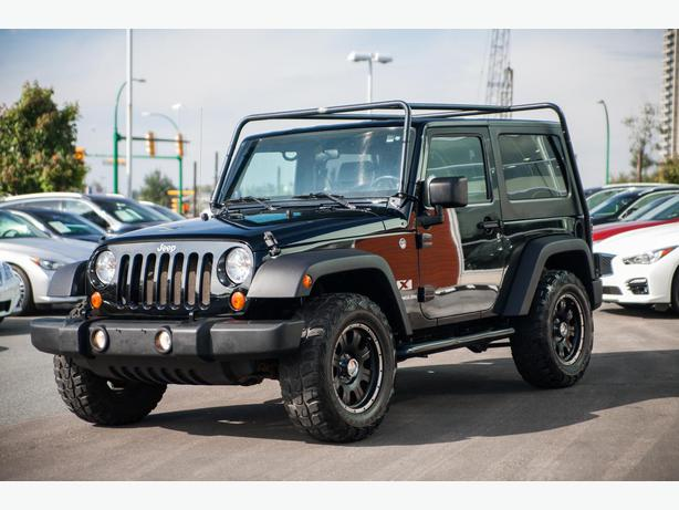 2007 Jeep Wrangler 6 Speed Manual Outside Victoria  Victoria