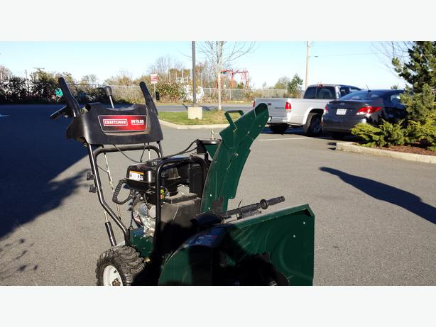 Log in needed 550 183 craftsman dual stage snowblower 24 quot reduced