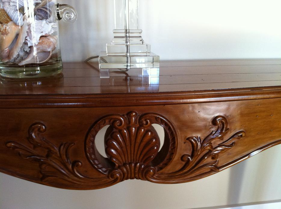 Beautifully Crafted Hall Sofa Table Victoria City Victoria
