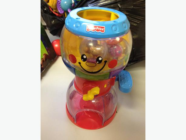 Ball Drop Toy : Fisher price musical ball drop toy west shore langford
