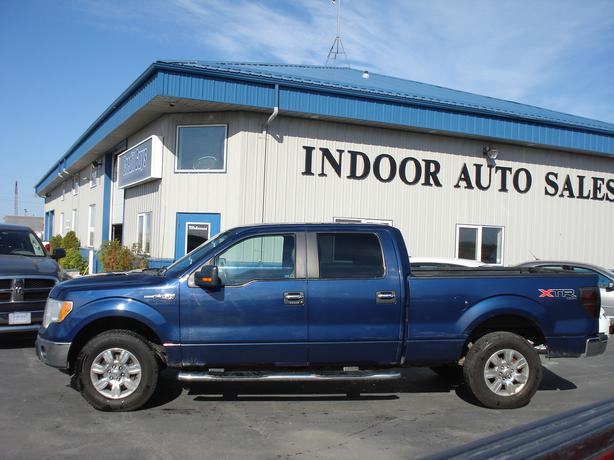 2010 ford f150 xlt indoor auto sales winnipeg outside. Black Bedroom Furniture Sets. Home Design Ideas