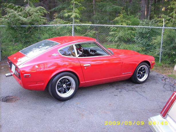 Datsun 240z lowering springs Front and rear West Shore ...