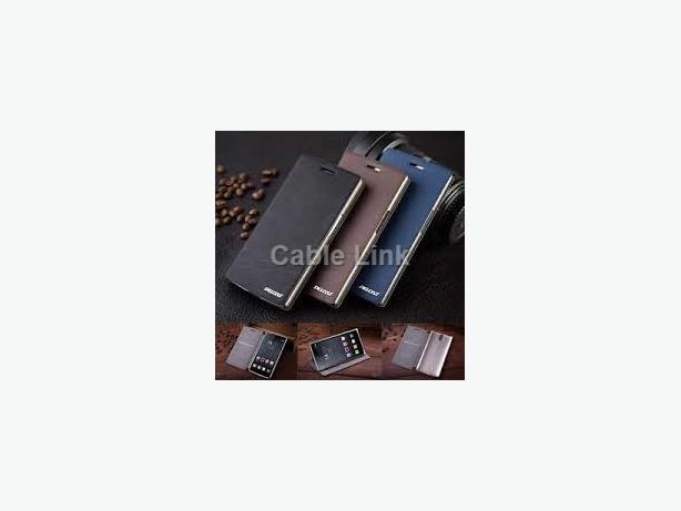 New Luxury Wallet Flip Leather Case Stand For OnePlus One