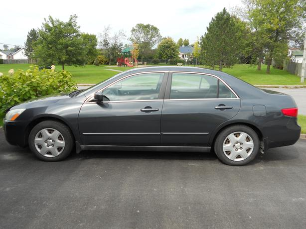 2005 honda accord lx outside ottawa gatineau area gatineau. Black Bedroom Furniture Sets. Home Design Ideas