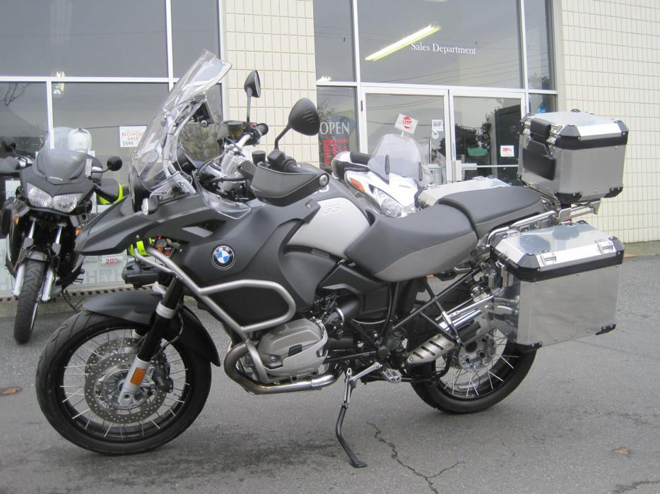 2011 Bmw R1200gsa Outside Nanaimo Nanaimo