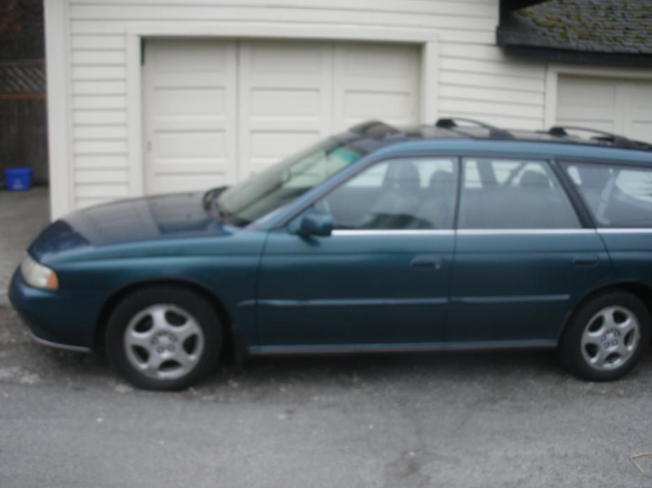 Subaru North Vancouver >> 95 Subaru Legacy AWD wagon Victoria City, Victoria