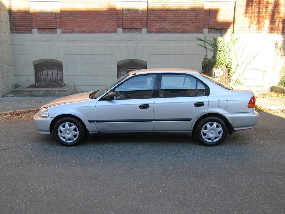 1998 Honda Civic Lx In Houston Tx: 1998 Honda Civic LX