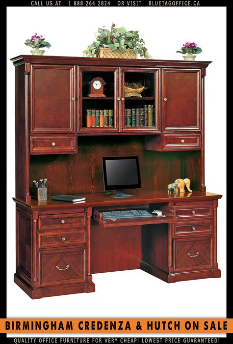 birmingham u shaped desk with hutch chilliwack chilliwack