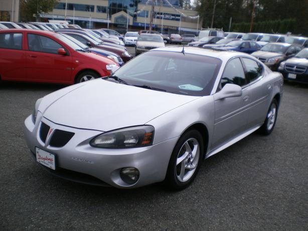Kitchener Car Dealerships >> 2004 Pontiac Grand Prix GTP supercharged Surrey (incl. White Rock), Vancouver