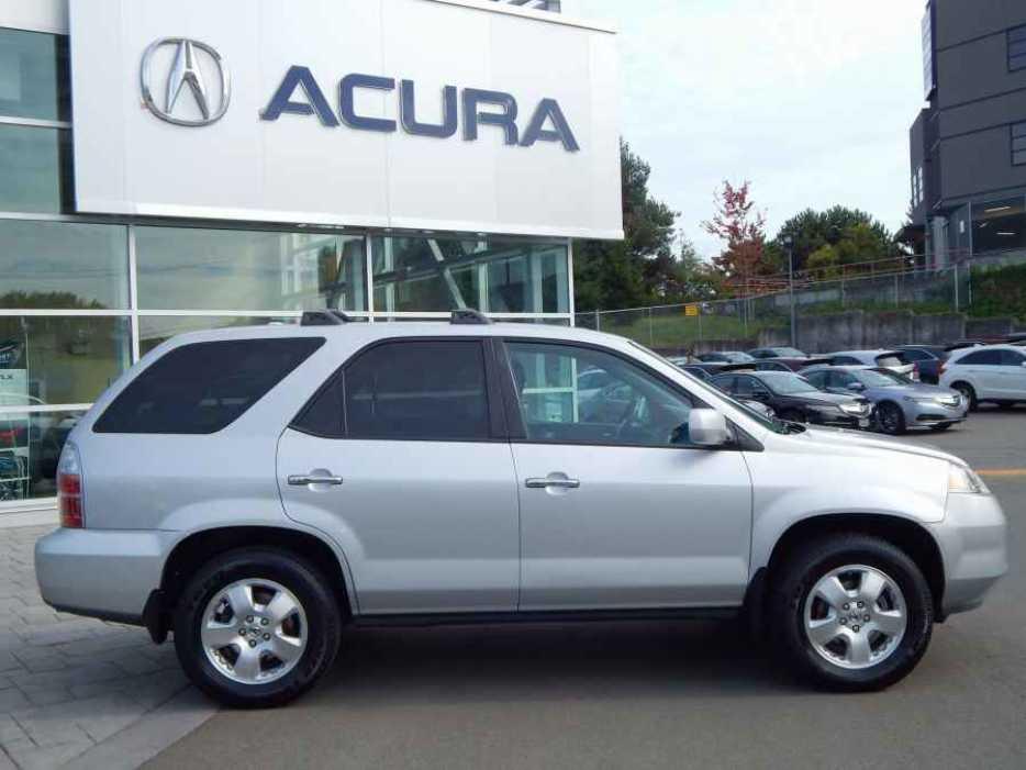2005 Acura Mdx Victoria City Victoria