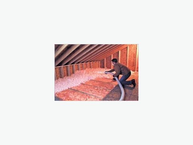 Attic & crawlspace insulation