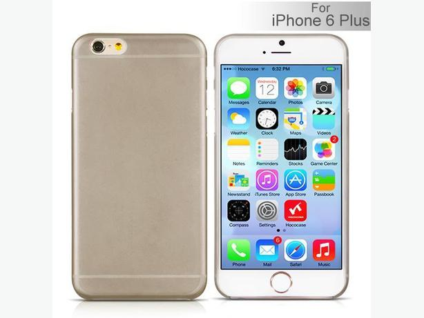iPhone 6 Plus Ultra Thin Plastic Protective Case