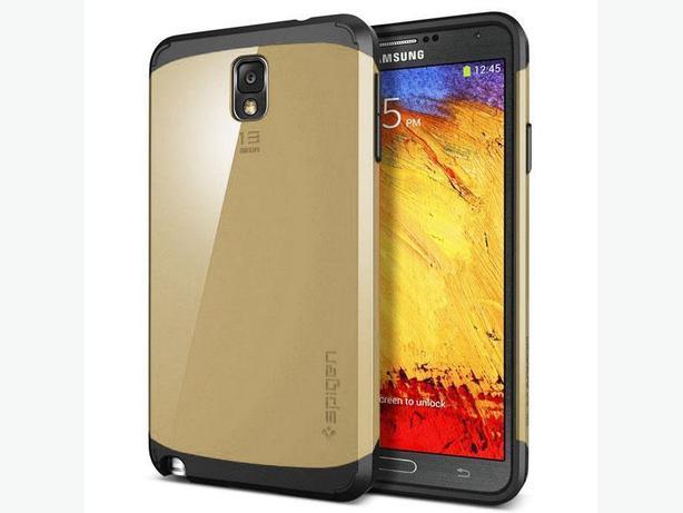 Samsung Galaxy Note 4 Spigen Protective Case