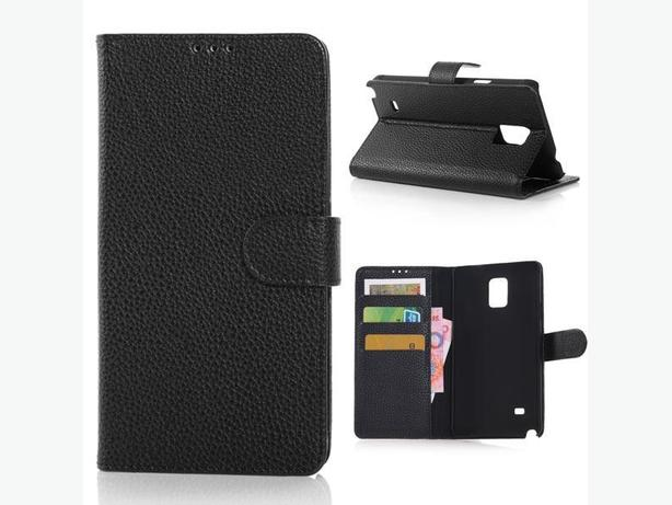 Samsung Galaxy Note 4 Matte Leather Protective Case
