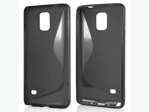 Samsung Galaxy Note 4 S-Line TPU Protective Case
