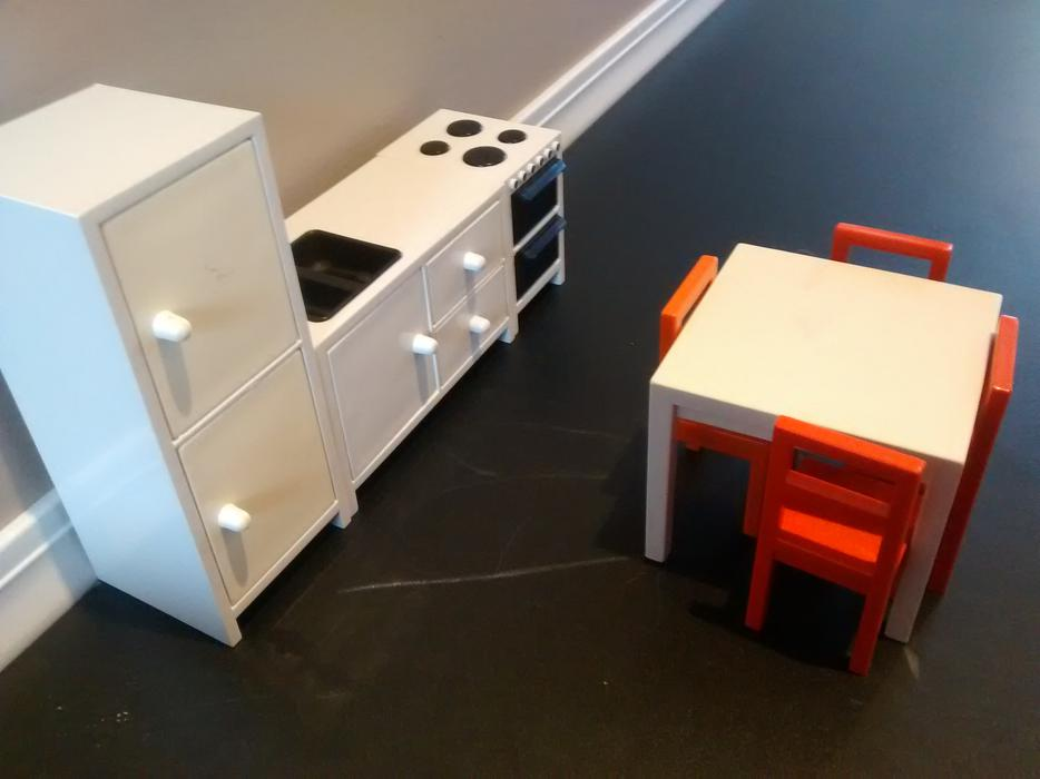 Ikea Dollhouse furniture West Shore LangfordColwoodMetchosin