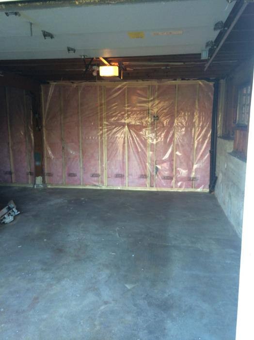 Secure private garage for storage saanich victoria