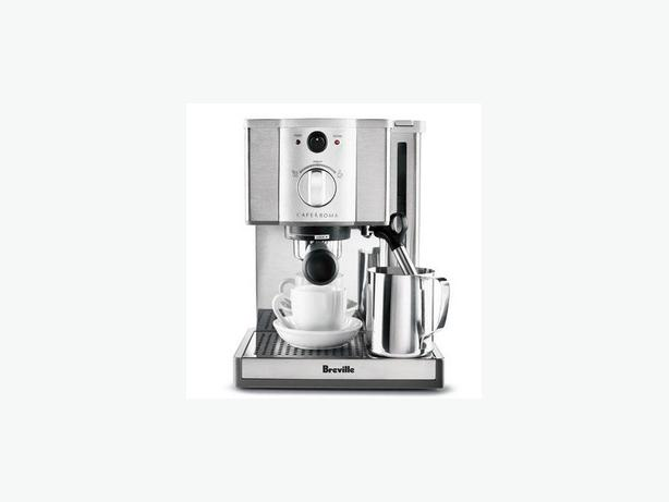 breville cafe roma user manual