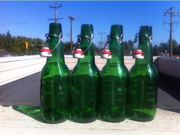 Grolsch EZ cap Bottles