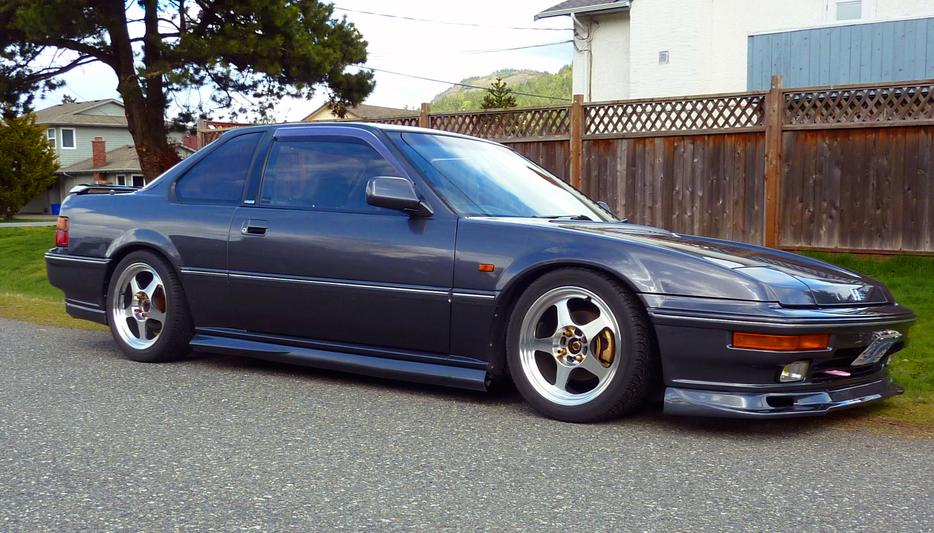 1988 jdm honda prelude si 4ws west shore langford colwood