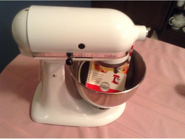 Small Custom Kitchen Aid Mixer
