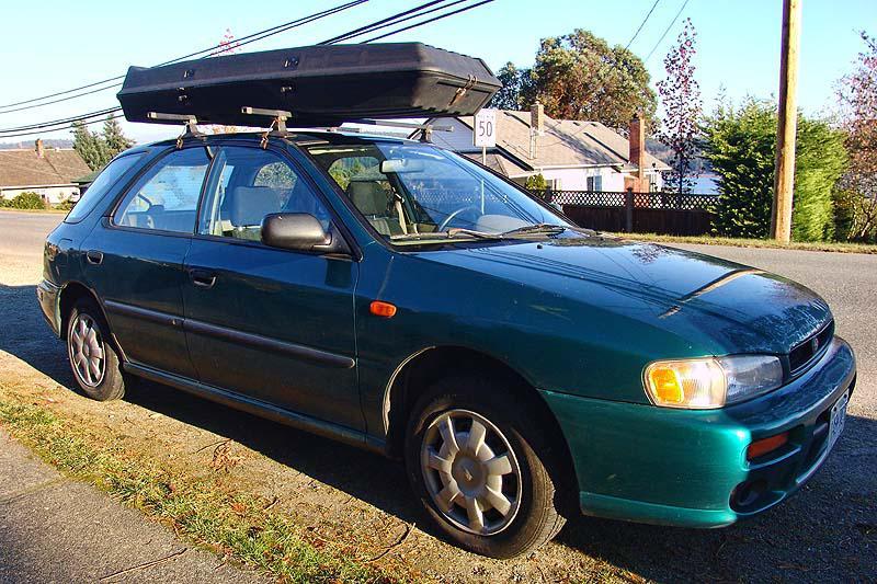 1997 Subaru Impreza Awd Outside Victoria Victoria