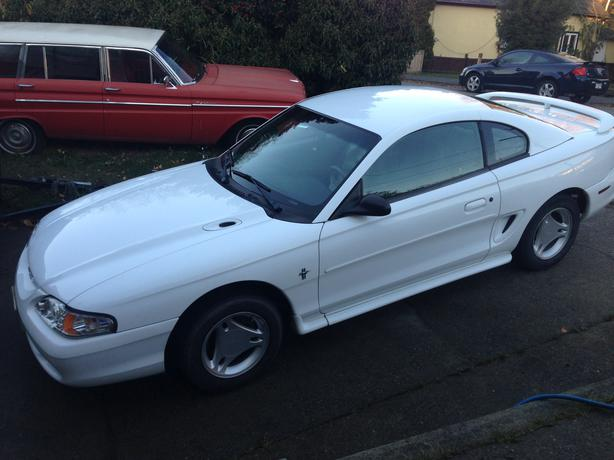 1997 Ford Mustang V6 Automatic Victoria City Victoria