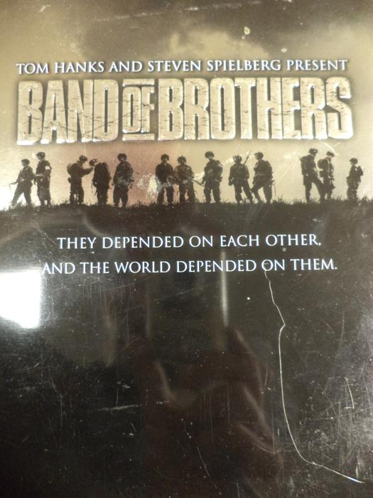 band of brother comparison book miniseries And maybe that's a good thing, since i wasn't picking at the miniseries, comparing  it to the book as far as i could tell, the miniseries was a pretty.