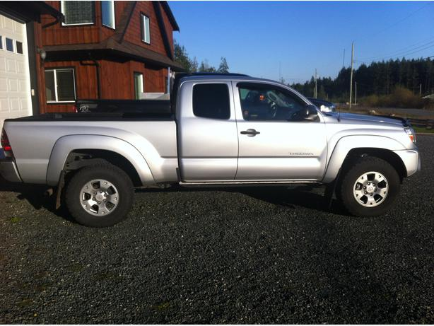 2012 toyota tacoma 4x4 access cab mint condition sooke victoria. Black Bedroom Furniture Sets. Home Design Ideas