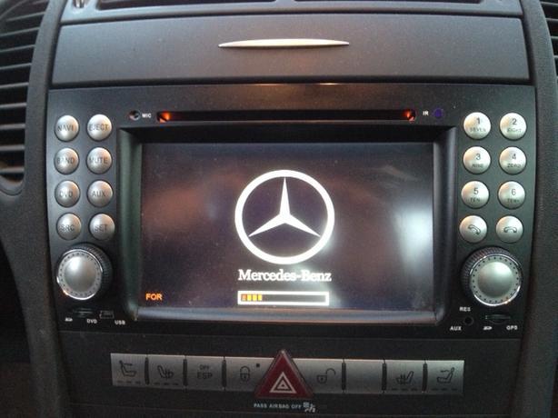2005 mercedes benz slk 350 north saanich sidney for Mercedes benz navigation system manual