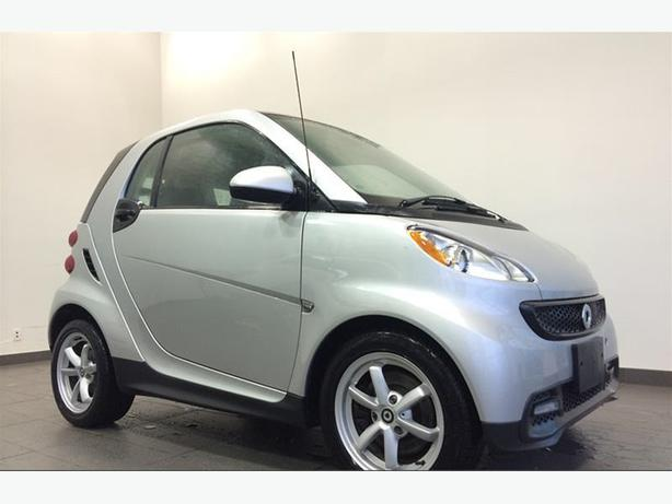 2013 smart fortwo pure coupe canadian outside metro vancouver vancouver. Black Bedroom Furniture Sets. Home Design Ideas