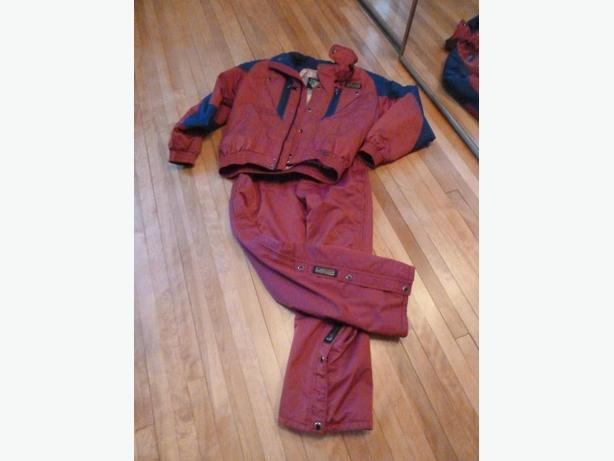 Men's Schneider ski suit