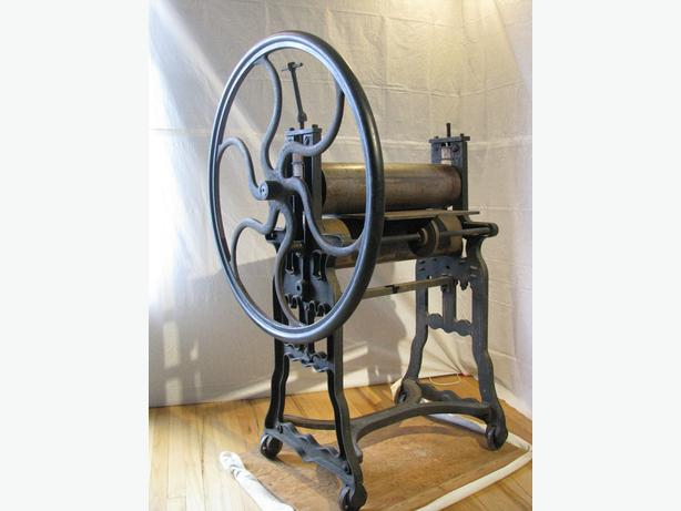Vancouver Island Etching Press