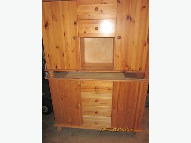 Jysk Olav Style Buffets Pine X 2 Qualicum Nanaimo