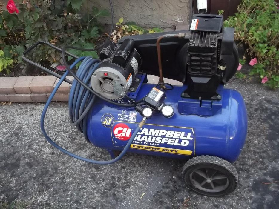 Campbell Hausfeld 20 Gal 5hp Air Compressor West Regina