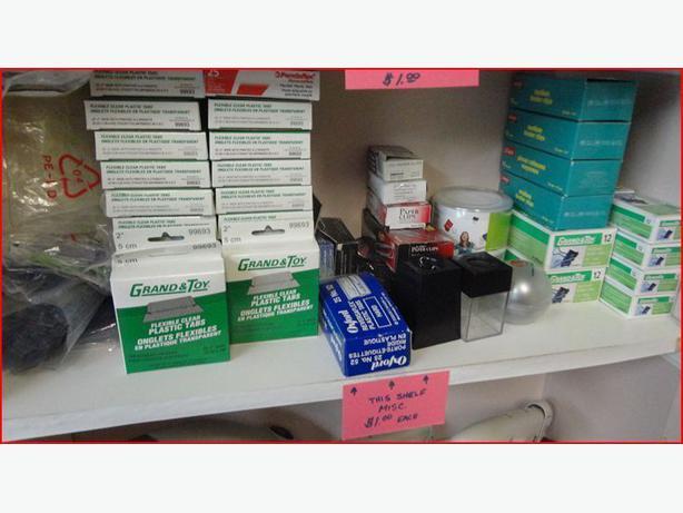 office supplies 1 10 each rideau township ottawa