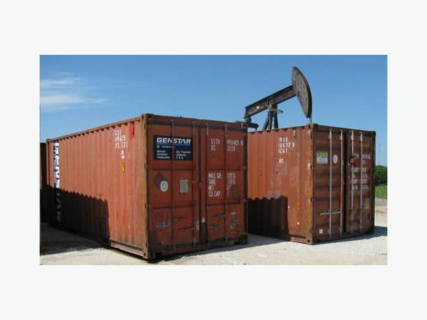 Steel shipping containers for rent sale port alberni for Metal shipping crate