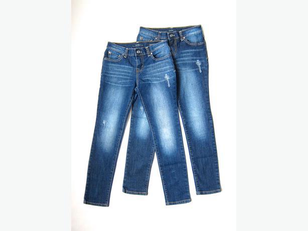 Girls Size 12 Jessica Simpson Skinny Jeans Saanich Victoria