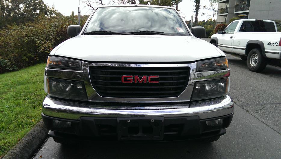 2007 GMC Canyon SLE Victoria City, Victoria - MOBILE