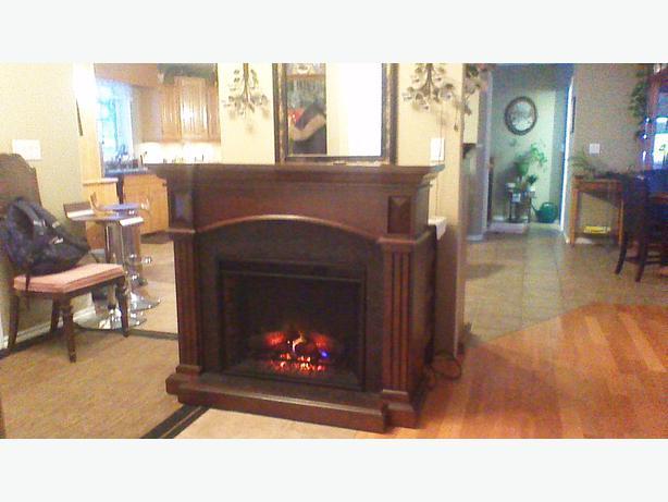 Toledo Electric Fireplace Rural Regina Regina