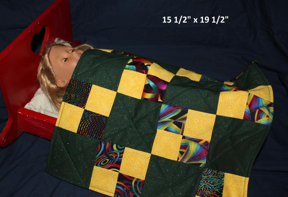 Doll Quilts Fit Maplelea American Girl Our Generation