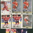 Sergei Gonchar Lot Rookie Montreal Canadiens