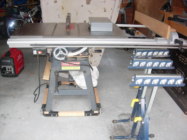 Craftsman 10 inch table saw kelowna okanagan mobile for 10 dado blade for table saw