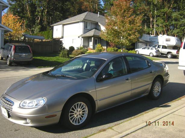 Reduced Chrysler Lhs South Nanaimo Parksville Qualicum