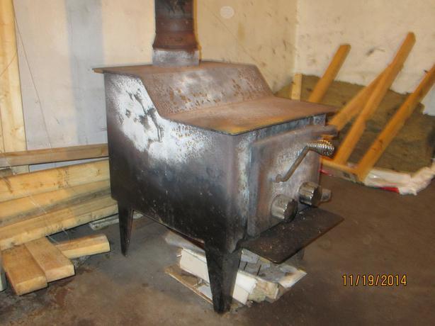 Dynastar airtight wood stove - Dynastar Airtight Wood Stove Sault Ste Marie, Sault Ste Marie